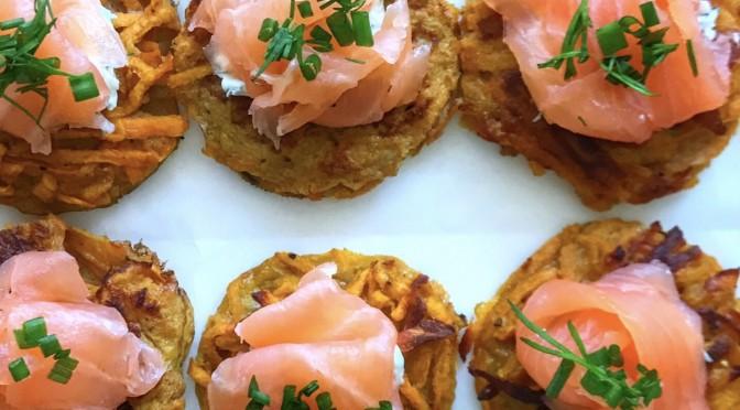 sweet potato latjkes