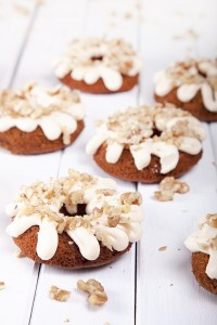 Gluten-Free Carrot Cake Donuts with Cream Cheese Frosting 1 (4)