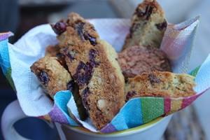 quinoa biscotti