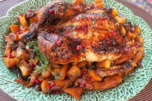 silan roasted chicken